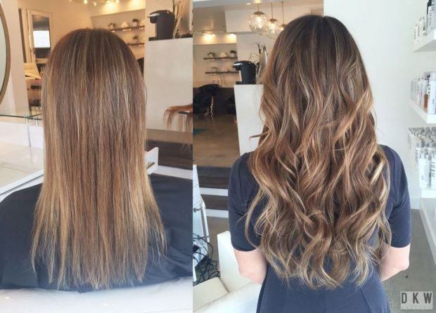 extensiones de cabello natural brazileras