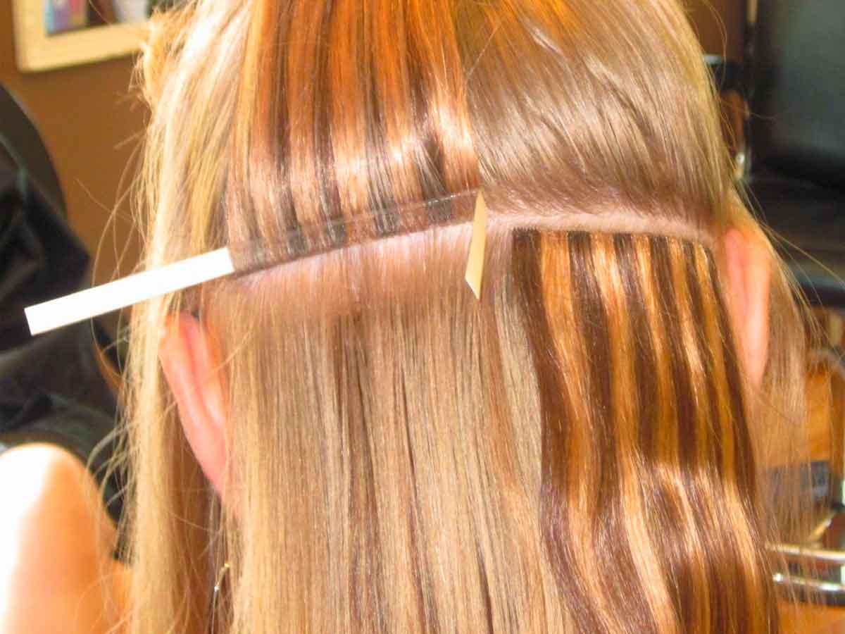 extensiones de cabello naturales sinteticas