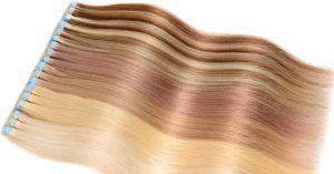 Extensiones de cabello de cinta